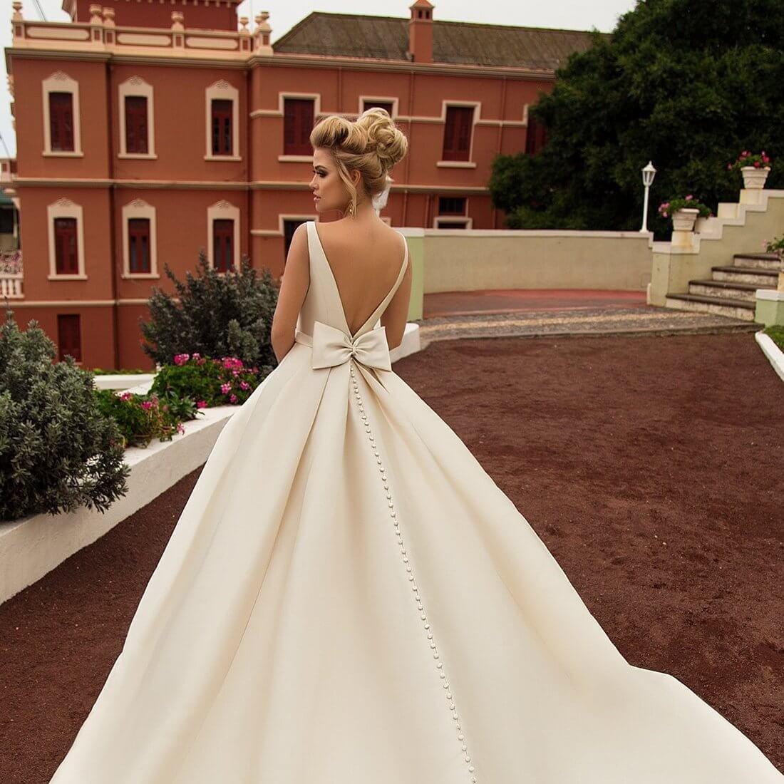 платье свадебное 2021